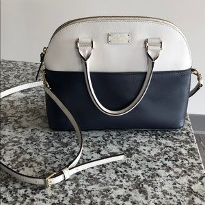 Kate Spade Grover Street Carli Leather Purse